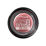 Maybelline Colour Tattoo 24 Hour Eye Shadow, Pink Gold Number 65