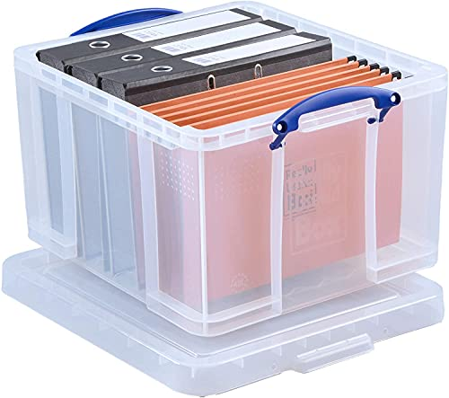 Really Useful Box 42 litre General Storage - Clear