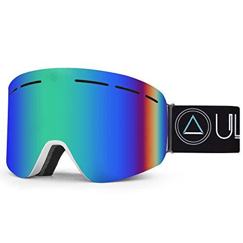 Uller Máscara de Esquí Gafas Ski y Snowboard Freeride
