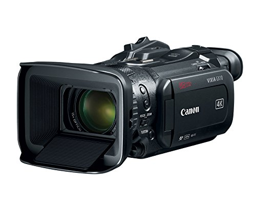 Canon VIXIA GX10 Wireless Video Camera Camcorder with 4K UHD Video at 60p, Dual Pixel...