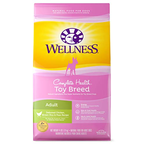 Wellness Complete Health Toy Breed