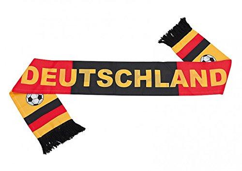 Wurm Deutschland Schal Fanschal
