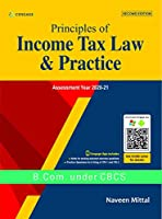 Principles of Income Tax Law & Practice, 2nd edition