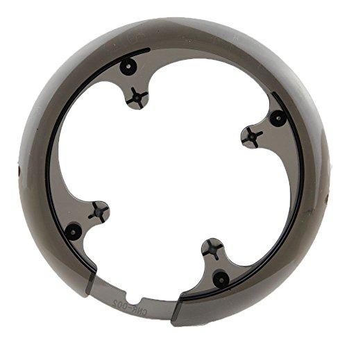 Jiankun Mountainbike-Kettenschutz, 42Zähne, 42T-Ritzel, durchsichtig - 3