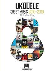 Image of Ukulele Sheet Music 2010. Brand catalog list of Hal Leonard Publishing Co.