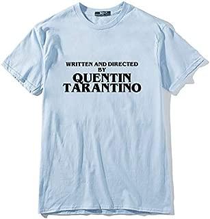 PAND Men T Shirt Streetwear Hip Hop T-Shirt Clothing Women Man Cotton Tshirt Yellow Tee