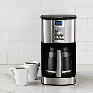 Cuisinart CBC-6500PC Brew Central 14-Cup Programmable Coffeemaker (Renewed)