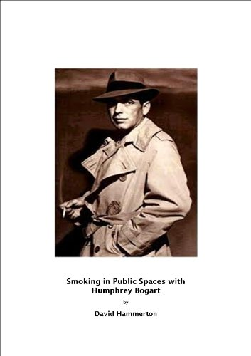 Smoking in Public Spaces with Humphrey Bogart