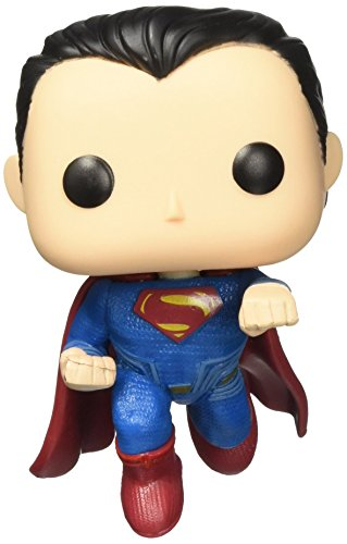 Funko Pop!- 6026 Vinyl: DC: BvS: Superman, Multicolor