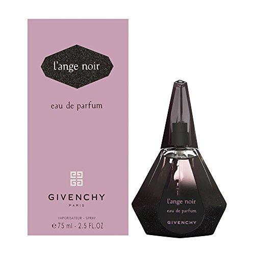 Givenchy L'ange Noir Eau de Parfum Spray for Women, Clean, 2.5 Ounce, (Pack of 1)