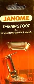 Janome Darning Foot for Horizontal Rotary Hook Models