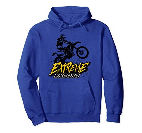 Enduro Extreme Offroad Motocross Sudadera con Capucha