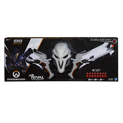 Nerf - Rival Overwatch Licorice 2 Pack (Hasbro E3119SO0)