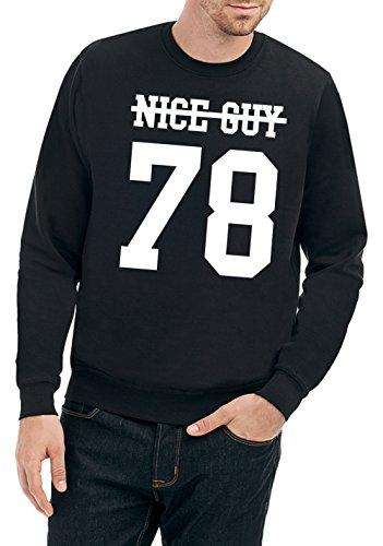 Certified Freak No More Mr. Niceguy Sweater Noir-L