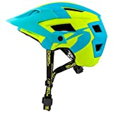 ONeal Oneal Defender 2.0 Sliver Casco Bicicleta, Amarillo, L