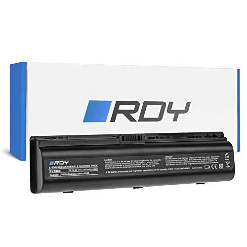 RDY Laptop Battery for HP Pavilion DV6518TX DV6519EA DV6519TX DV6520EA DV6520EB DV6520EL DV6520EM DV6520EO DV6520ER DV6520ET (4400mAh 10.8V)