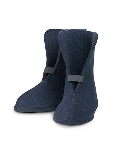 The Brand Felt Ltd. Boot Liners 826BB with 85% Pressed Wool, 10' Height, Size 7