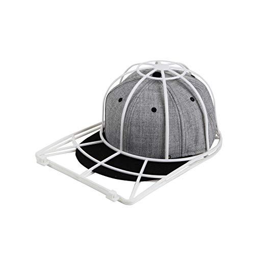 型崩れ 防止 帽子 キャップ 洗濯 自宅 家 キレイ お手入れ 洗濯機で洗える