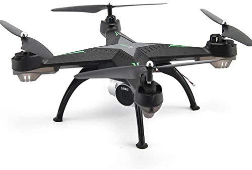 aipipl con cámara HD 1080P Video en Vivo Cuadricóptero RC WiFi Gran Angular de 120 Grados con retención de altitud, Modo sin Cabeza, Volteretas 3D, Retorno de una tecla y Ajuste de Velocidad