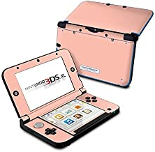 Sponsored Ad - Solid State Peach - DecalGirl Sticker Wrap Skin Compatible with Nintendo Original 3DS XL