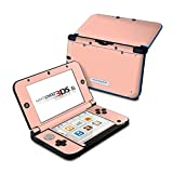 Solid State Peach - DecalGirl Sticker Wrap Skin Compatible with Nintendo Original 3DS XL