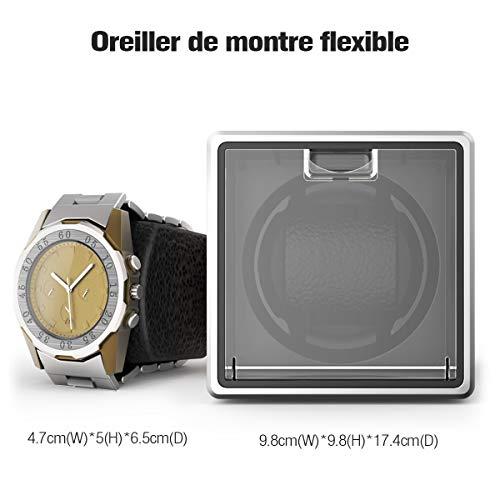 CRITIRON Remontoir pour Montre Mécanique, Watch Winder, Écrin/Présentoir/Boîte/Coffret de...