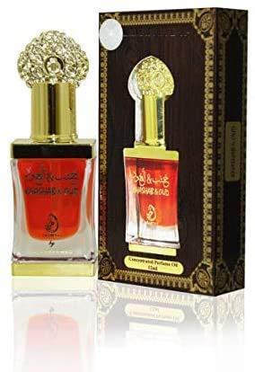 Aceite Perfumado Khashab & Oud 12ML Oud Arab Attar 100%