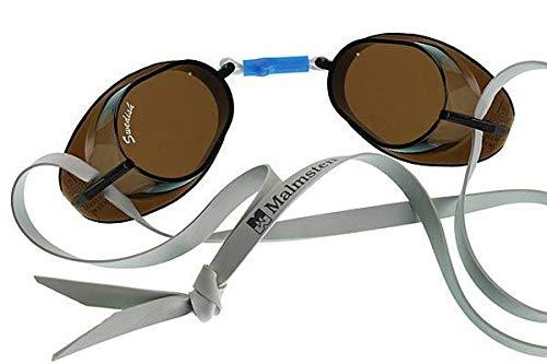 Malmsten Schwedenbrille - getönt, Farbe:braun