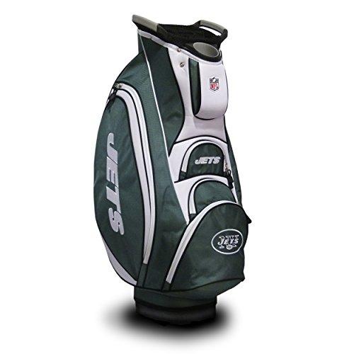 Team Golf NFL New York Jets Victory Golf Cart Bag