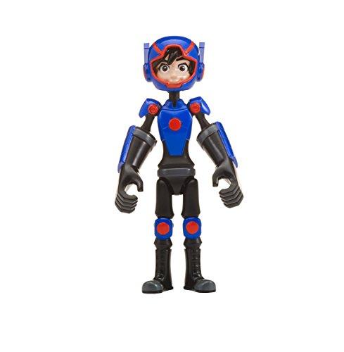 Baymax - Robowabohu (Big Hero 6) 12 cm Action Figur: Hiro