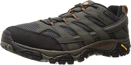 Merrell MOAB 2 GTX, Zapatillas de Senderismo Hombre, Gris (Beluga), 42 EU