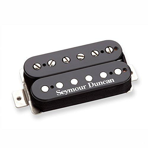 Pastilla de guitarra Seymour Duncan SH-2N Jazz Model Humbucker. Posición de mástil. Negro.