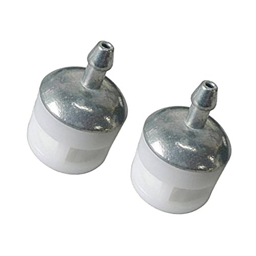 2 Stü Kraftstofffilter Für STIHL HS 45 72 74 76 75 80 81 85 Heckenschere