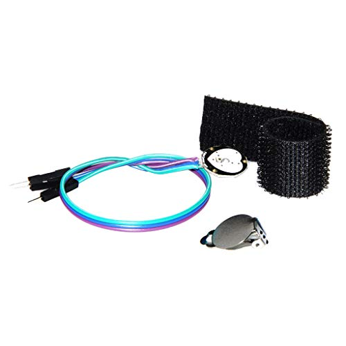 H HILABEE Herzfrequenz Sensor Modul Pulssensor-Modul Microcontroller für Arduino Genuino Raspberry