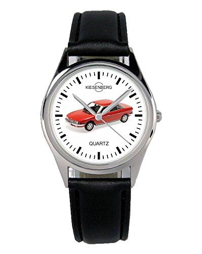 Geschenk für NSU RO 80 Rot Oldtimer Fans Fahrer Kiesenberg Uhr B-1909