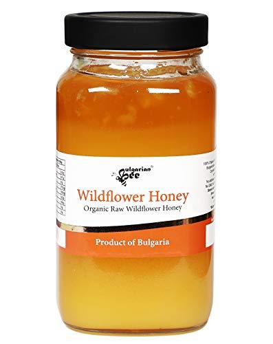 900 g Bio Miel de Bosque Flores Silvestres y Hierbas