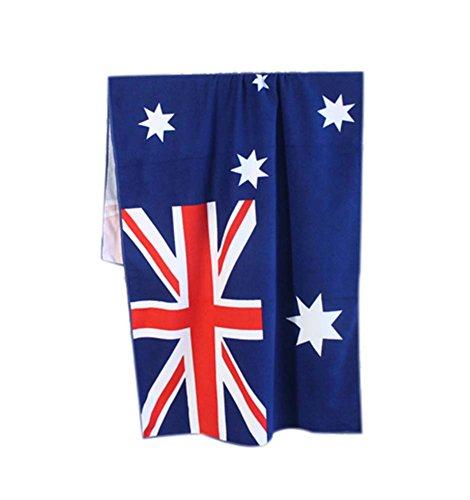 BLANCHO BEDDING Especial Toallas de Playa Toallas Toallas de Baño para Niños Toallas, Australia
