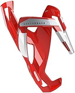 ELITE(エリート) CUSTOM RACE PLUS Glossy RED/WHT ?径:74mmノーマルボトル対応 ボトルケージ