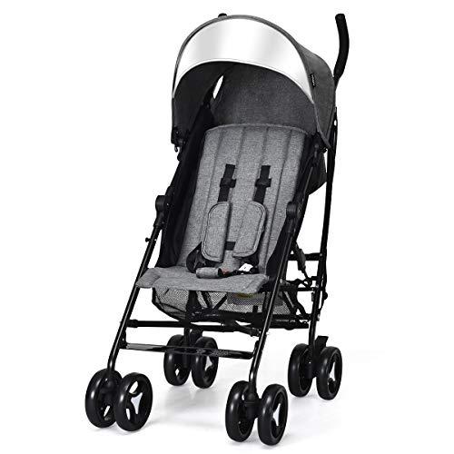 INFANS Lightweight Baby Umbrella Stroller