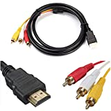 R43 HDMI Cinch Kabel Videokabel ...