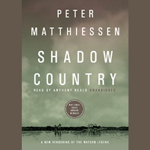 Shadow Country audiobook cover art