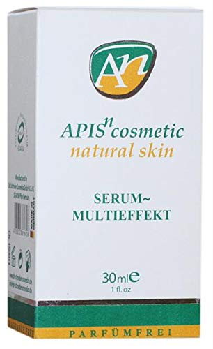 API N Cosmetics Natural Skin Sérum Multi effet