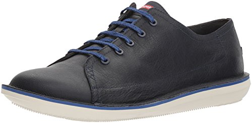 Camper CAMPER Herren Beetle Schuhe Sneaker, Blau (Dark Blue 400), 45 EU