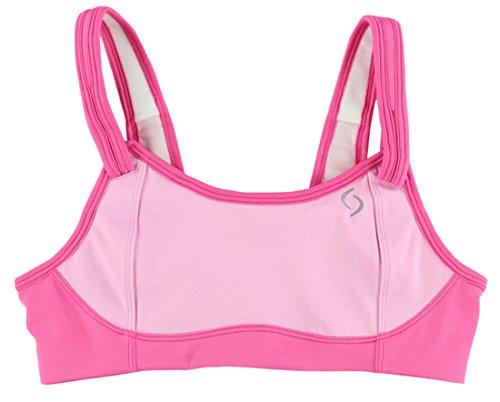 Moving Comfort Fiona Women's Running Sports Bra - 30D - Pink