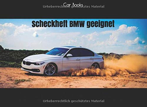 Scheckheft BMW geeignet: Serviceheft BMW (alle Modelle)/ Wartungsheft/ Kundendienstheft