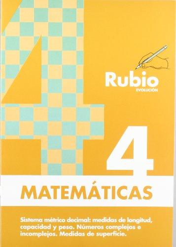 Problemas Rubio evolución, nº 4 (Matemáticas Evolución RUBIO)