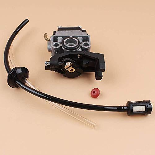 FEIFUSHIDIAN Reemplazo Carburador Carb tubería de Combustible Ojal Kit Compatible con Honda GX35 HHT35 HHT35S 4 Tiempos Motor de Gasolina de Motor desbrozadora Trimmer cortadora de césped Presión