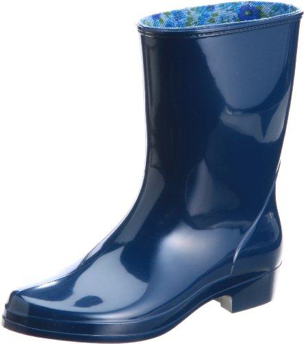 [アキレス] レインブーツ 長靴 作業靴 レインシューズ 日本製 E レディース HLB 3100 テツコン 24