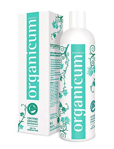 organicum - Shampoo (350ml) Vegan, mit Hydrosol bei Haar-/Kopfhautproblemen