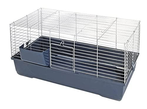 Kerbl 82710 Cage à Rongeurs Gabbia Baldo 100x53x46 cm